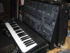 Arp 2600 with a bad VCO