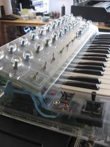 Rare Gleeman Pentaphonic with see-through case