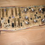 Moog MG-1 Circuit Board