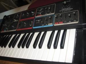 Realistic Concertmate Moog MG-1