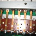 Juno 60 Key contact fluff